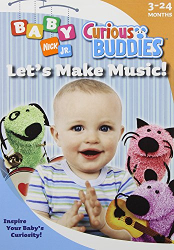 (Baby Nick Jr.: Curious Buddies, Lets Make)