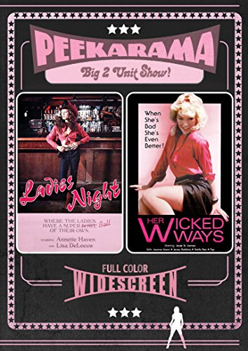 - Ladies Night + Her Wicked Ways by Vinegar Syndrome (Annette Haven)