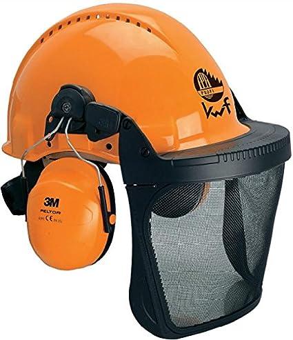 3M G3000MOR31V5B Naranja casco de protección y seguridad - Casco de seguridad