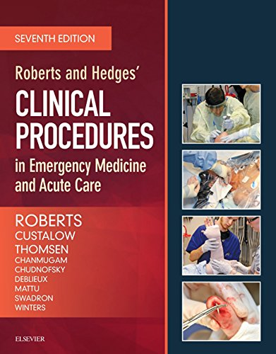 Roberts and Hedges' Clinical Procedures in Emergency Medicine and Acute Care E-Book - http://medicalbooks.filipinodoctors.org