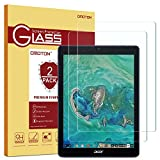 [2 Pack] OMOTON Acer Chromebook Tab 10 Screen Protector, OMOTON Tempered Glass Screen Protector for Acer Chromebook Tab 10 with [Anti Explosion] [High Definition] [Scratch Resist] [Bubble Free]