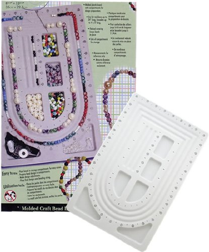 Molded Craft Bead Design Board ()