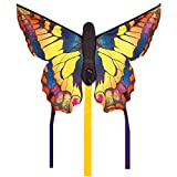HQ Kites Swallowtail R Butterfly Kite   20 Inch Single - Line Kite with Tail - Active Outdoor Fun for Ages 5 and Up