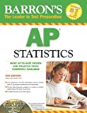 img - for Barron's AP Statistics with CD-ROM (Barron's AP Statistics (W/CD)) by Martin Sternstein Ph.D. (2010-02-01) book / textbook / text book