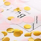 Whaline Round Tissue Confetti 6000 Pcs Paper