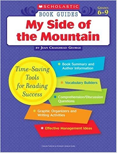 Amazon. Com: scholastic book guides: my side of the mountain.