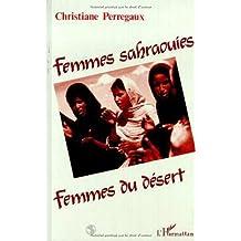 Femmes sahraouies: femmes du désert