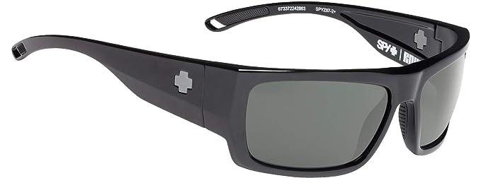 dc0719e50d Spy Rover Sunglasses Mens Black Happy Gray Green  Amazon.ca  Jewelry