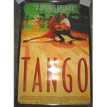 TANGO / ORIGINAL U.S. ONE-SHEET MOVIE POSTER (CARLOS SAURA)