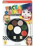 Seven Color Face Paint Makeup Kit