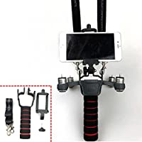 gouduoduo2018 Spark Handheld Gimbal Stabilizers Support Tripod Mounting Component for DJI SPARK Drone 3D Printed