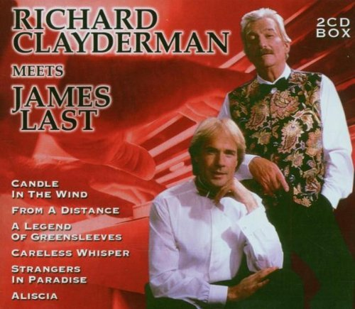 Richard Clayderman - Richard Clayderman Meets James Last - Zortam Music
