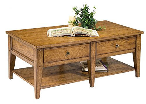 Liberty Furniture 110-OT1010 Lake House Cocktail Table, 48