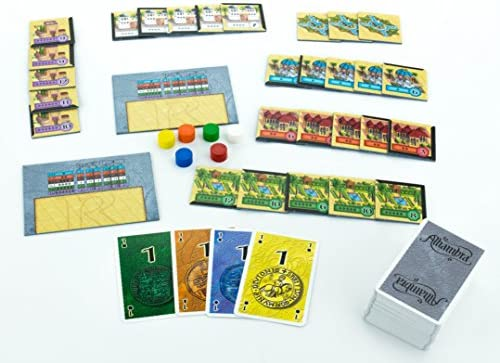 Queen Games - Juego de Estrategia, de 2 a 6 Jugadores (QUE6026 ...