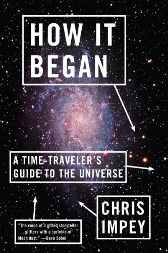 How It Began: A Time-Traveler's Guide to the Universe cover