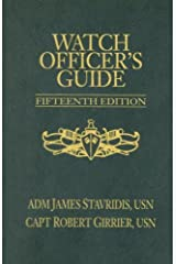 Watch Officer's Guide: A Handbook for All Deck Watch Officers - Fifteenth Edition Hardcover