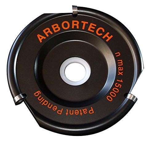 Angle Grinder Arbortech Turbo Plane Tarpaulin with Protective Glasses/ /Cutting Disc for Wood
