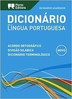 Book :Dicionario Académico da Língua PortuguesaTapa dura (Portuguese Edition)