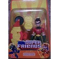 DC Super Friends Figura de acción exclusiva Robin de DC Comics