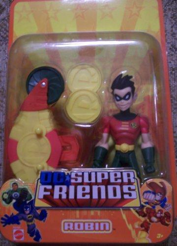 DC Super Friends Exclusive Action Figure Robin by DC Comics