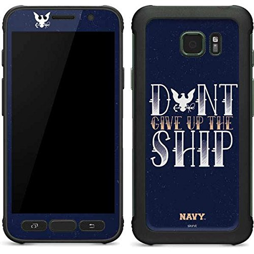 (US Navy Galaxy S7 Active Skin - Dont Give Up The Ship Vinyl Decal Skin For Your Galaxy S7 Active)