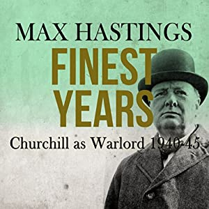 Finest Years Audiobook
