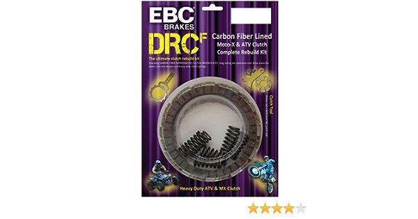 EBC Brakes DRCF54 DRCF Range Carbon Fiber Clutch Kit