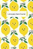 Lemonade Stand Journal: Keep Track of your business sales in an easy way! For kid's Lemonade stand!