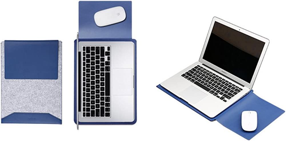 11.6-15.4 Pouces Sacoche pour Ordinateur portable Netbook Ultrabook Sacoche Laptop Pochette PC Compatible pour Macbook air//pro