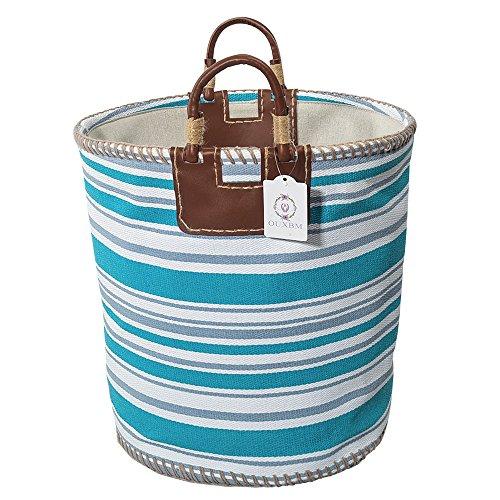 XNWYTECH Toy Chest Baskets Storage Bins for Dog Toys, Kids & Children Toys, Blankets, Clothes by XNWYTECH