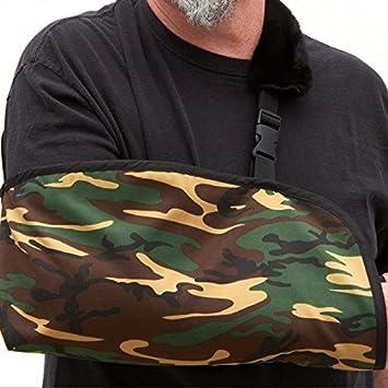 43e9144c8e16da Amazon.com: CastCoverz! Slingz! Designer Arm Sling in Camouflage ...