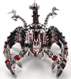 Microworld Red Devils Scorpion 3D Metal Puzzle