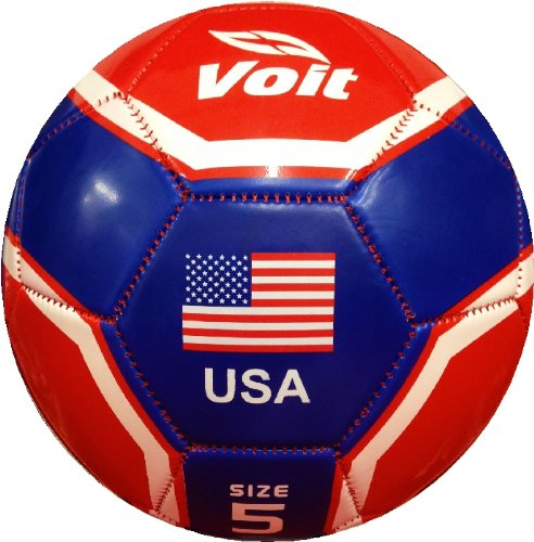 Voit Foosball - Voit World Cup Soccer Ball USA - Size 5