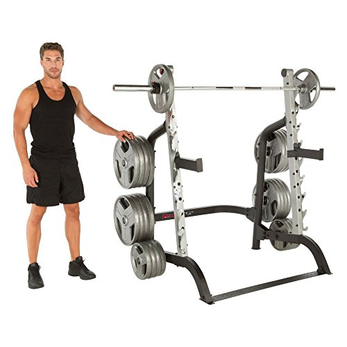 Fitness-Reality-X-Class-1500-lb-High-Capacity-Light-Commercial-Squat-Rack