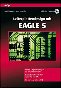 Book Leiterplattendesign mit Eagle 5