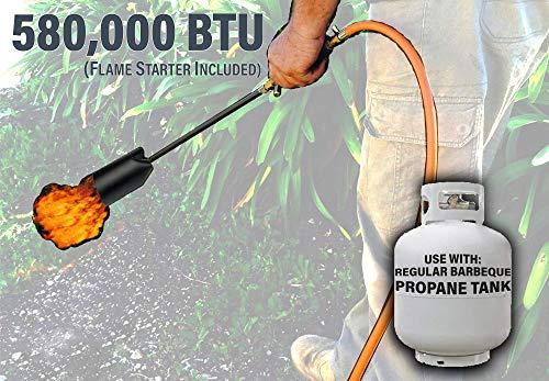 Mr Volcano Weed Burner 580K 580,000 BTU