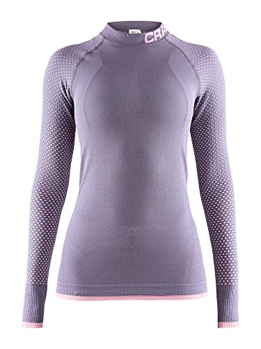 Redondo Interior De Running Camiseta Aura Warm Mujer Craft Cuello Intensity PqfYvt