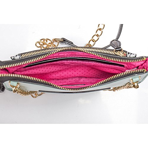 Barbie BBFB515 bolso para mujeres bolso de simple estilo moderno y dulce Verde