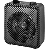 FAN-FORCED HEATER (BLACK)