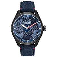 Deals on Citizen Men's Marvel Heroes Watch AW2037-04W