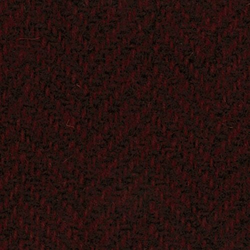 Primitive Gatherings Hand Dyed Wool St Nick Herringbone 15 inch x 25 inch Cut Piece Moda PRI (Hand Dyed Quilt Fabric)