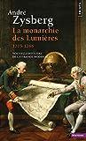 La Monarchie des Lumières. (1715-1786) (5)