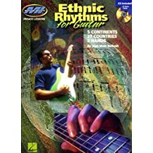 Ethnic Rhythms for Electric Guitar: Private Lessons Series