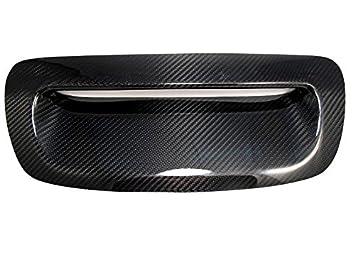 Seco de fibra de carbono capucha Scoop Cover para Mini Cooper R55/R56 R57/S: Amazon.es: Coche y moto