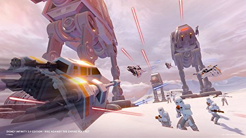 Disney Infinity 3.0 Edition: Juego de juego Star Wars Rise Against the Empire
