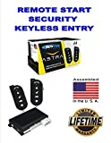 Scytek Astra A4 Complete Security and Remote Engine Starter System