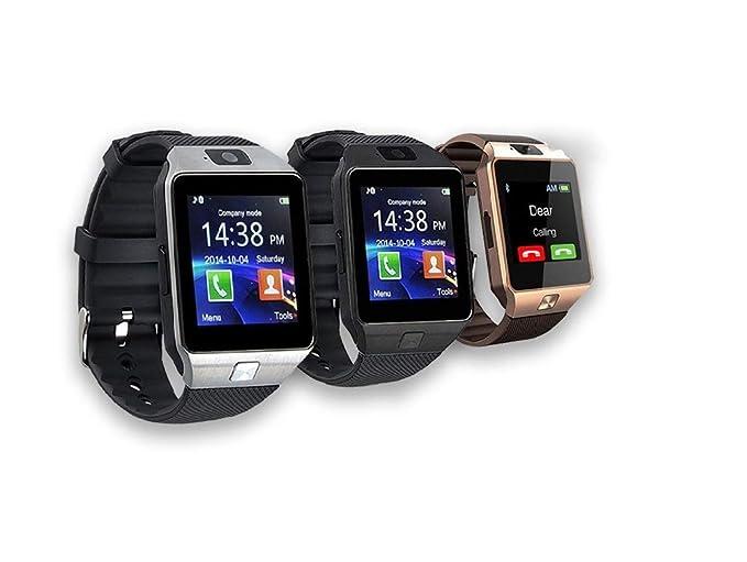 YASYAS W1 - Reloj inteligente compatible con Android, teléfonos móviles y tabletas iOS (2