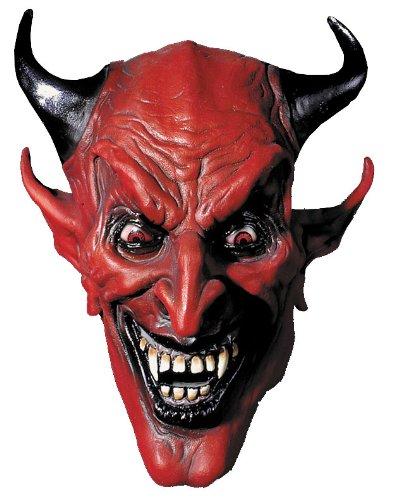 Classic Devil Mask -