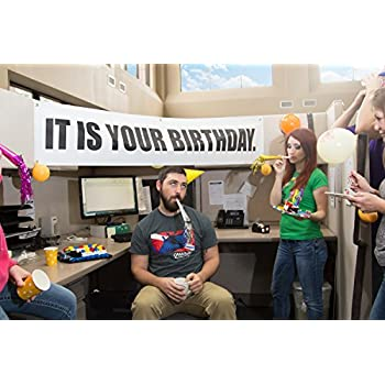 it is your birthday banner