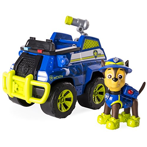 Paw Patrol Jungle Rescue Chase Vehicle Toy